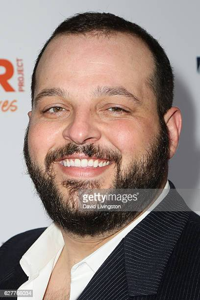 Actor Daniel Franzese arrives at the TrevorLIVE Los Angeles 2016 Fundraiser at The Beverly Hilton Hotel on December 4 2016 in Beverly Hills California
