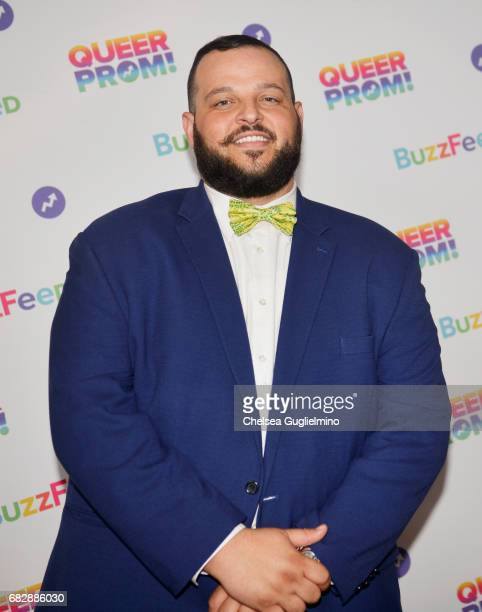 Actor Daniel Franzese attends Buzzfeed hosts the 1st Inaugural Queer Prom for LGBT Youth in Los Angeles at Siren Studios on May 13 2017 in Hollywood...