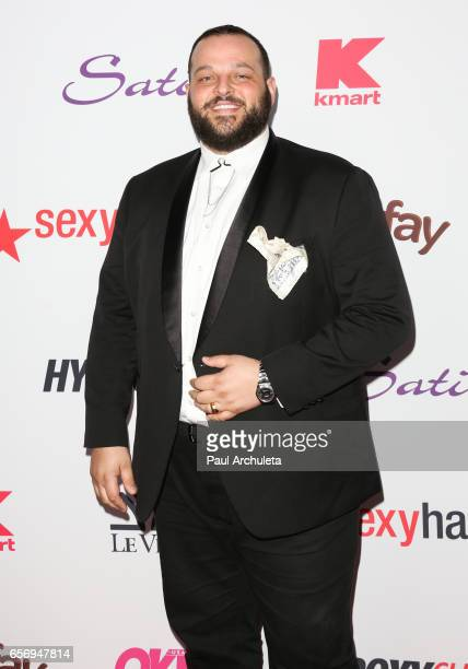Actor Daniel Franzese attends OK Magazine's annual preOscar event at Nightingale Plaza on February 22 2017 in Los Angeles California