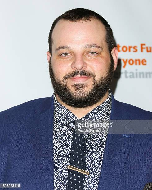 Actor Daniel Franzese attends the Actors Fund's 2016 'Looking Ahead' awards at Taglyan Complex on December 6 2016 in Los Angeles California