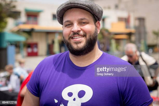 Actor Daniel Franzese attends The Story Pirates Benefit Performance at Crossroads School for Arts Sciences on June 10 2017 in Santa Monica California