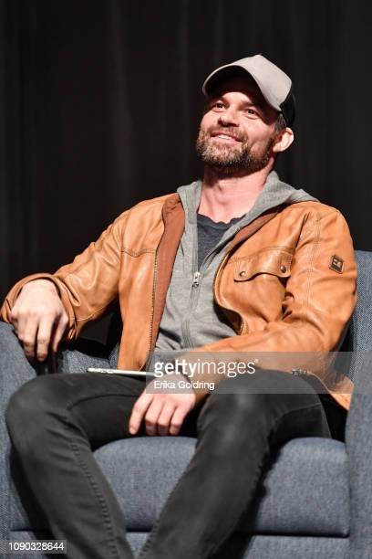 Actor Daniel Gilles of 'Vampire Diaries' attends Wizard World Comic Con at Ernest N Morial Convention Center on January 04 2019 in New Orleans...