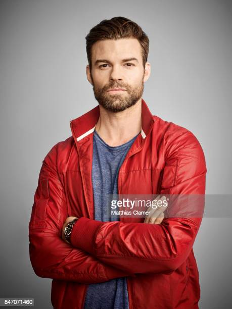 Actor Daniel Gillies from 'The Originals' is photographed for Entertainment Weekly Magazine on July 23 2016 at Comic Con in the Hard Rock Hotel in...