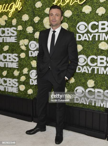 Actor Daniel Goddard attends the CBS Daytime Emmy After Party at Pasadena Convention Center on April 29 2018 in Pasadena California