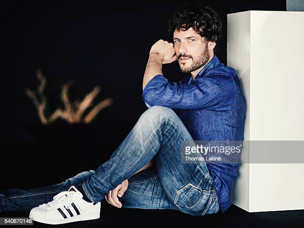 Actor Daniel Grao is photographed for Self Assignment on May 14 2016 in Cannes France