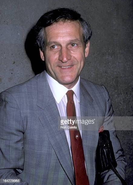Actor Daniel J Travanti attends the No on 64 Benefit to Raise Awareness and Stop Proposition 64 and Lyndon LaRouche on October 22 1986 at Westin...