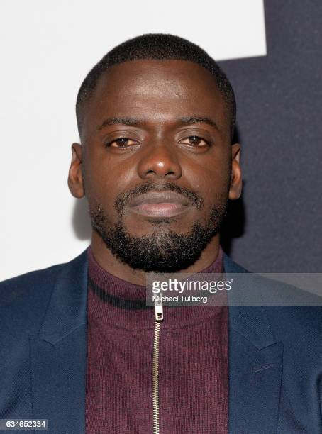 Actor Daniel Kaluuya attends a screening of Universal Pictures' 'Get Out' at Regal LA Live Stadium 14 on February 10 2017 in Los Angeles California