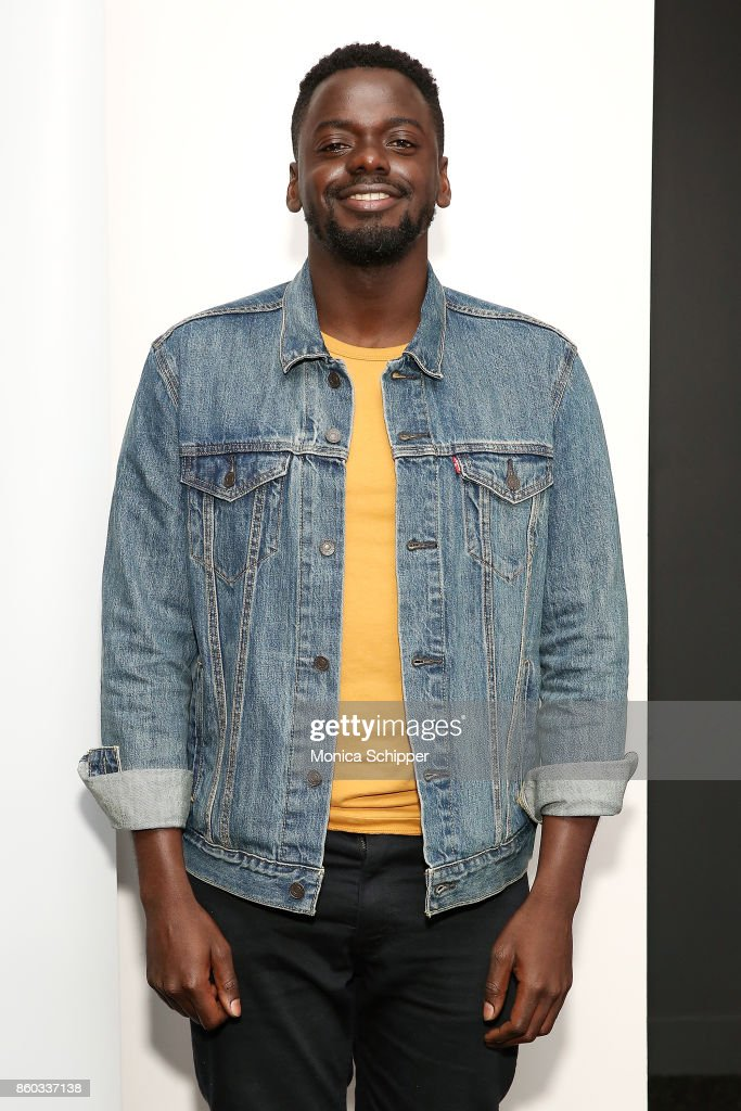 Actor Daniel Kaluuya attends SAG-AFTRA Foundation Conversations 'Get Out' + Allison Williams and Daniel Kaluuya at SAG-AFTRA Foundation Robin Williams Center on October 11, 2017 in New York City.