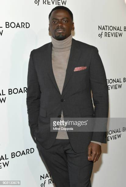 Actor Daniel Kaluuya attends the 2018 The National Board Of Review Annual Awards Gala at Cipriani 42nd Street on January 9 2018 in New York City