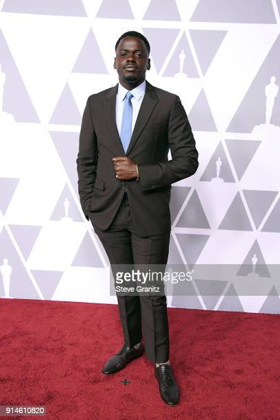 Actor Daniel Kaluuya attends the 90th Annual Academy Awards Nominee Luncheon at The Beverly Hilton Hotel on February 5 2018 in Beverly Hills...