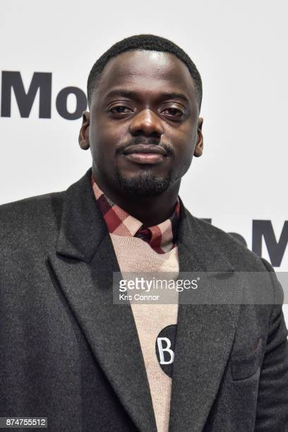 Actor Daniel Kaluuya attends the MoMA's Contenders Screening of 'Get Out' at MOMA on November 15 2017 in New York City