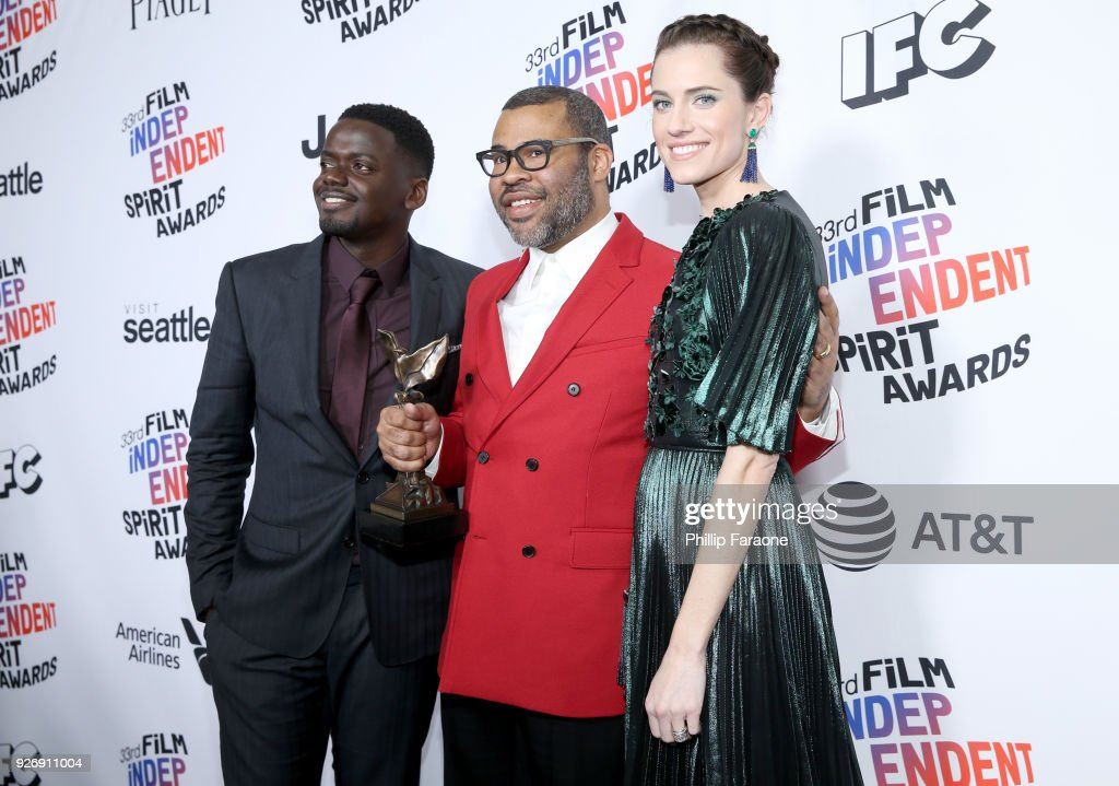 """Get Out"" wins big at the 2018 Film Independent Spirit Awards"