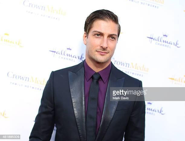 Actor Daniel Lissing attends the Hallmark Channel & Hallmark Movie Channel's 2014 Summer TCA Party on July 8, 2014 in Beverly Hills, California.