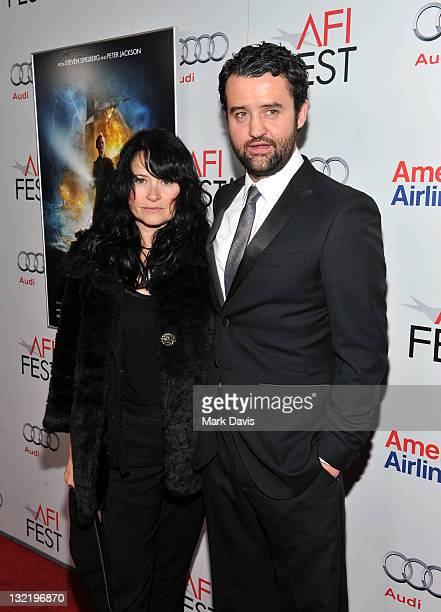 """Actor Daniel Mays arrives at """"The Adventures of Tintin: The Secret of The Unicorn"""" Closing Night Gala during AFI FEST 2011 Presented By Audi at..."""