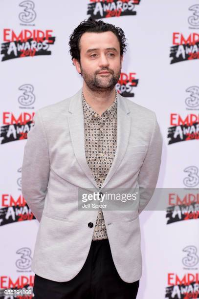 Actor Daniel Mays attends the THREE Empire awards at The Roundhouse on March 19 2017 in London England