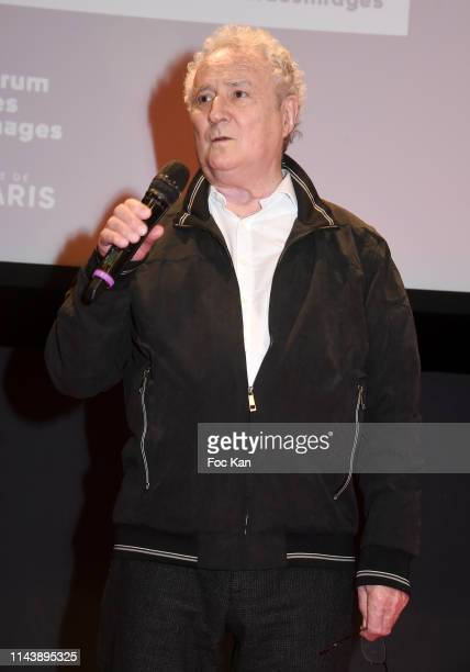 Actor Daniel Prevost attends 'Les Chinois A Paris' A Jean Yann movie Screening and Tribute to Daniel Prevost hosted by Schnock Magazine at Forum des...