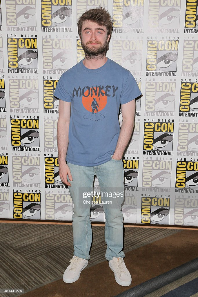 Comic-Con International 2015 - Day 3 : News Photo