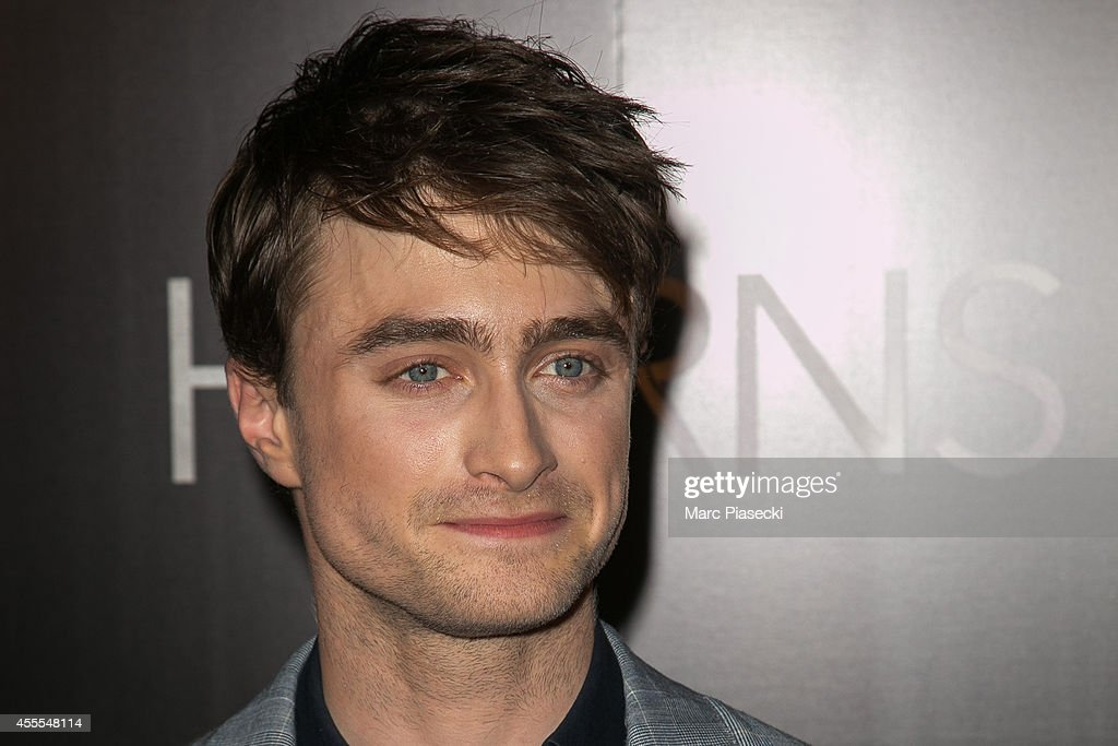 'Horns' Paris Premiere At Gaumont Marignan : News Photo