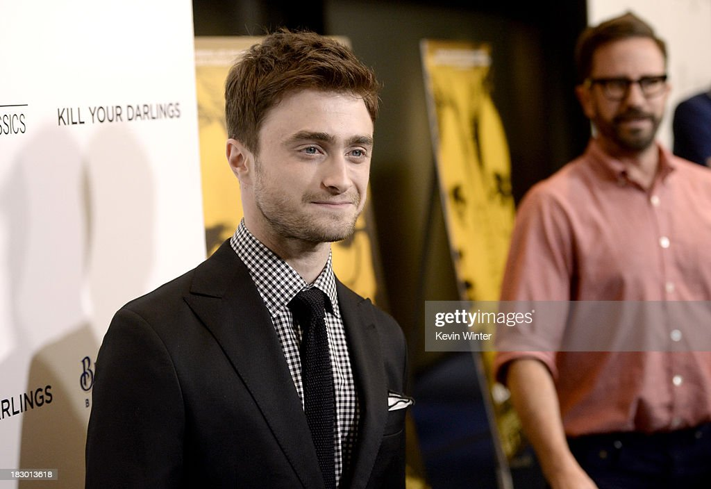 "Premiere Of Sony Pictures Classics' ""Kill Your Darlings"" - Red Carpet : News Photo"