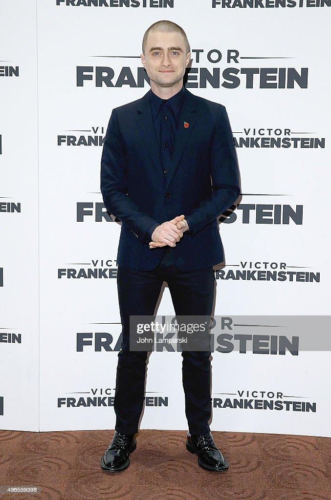 """""""Victor Frankenstein """" New York Premiere"""