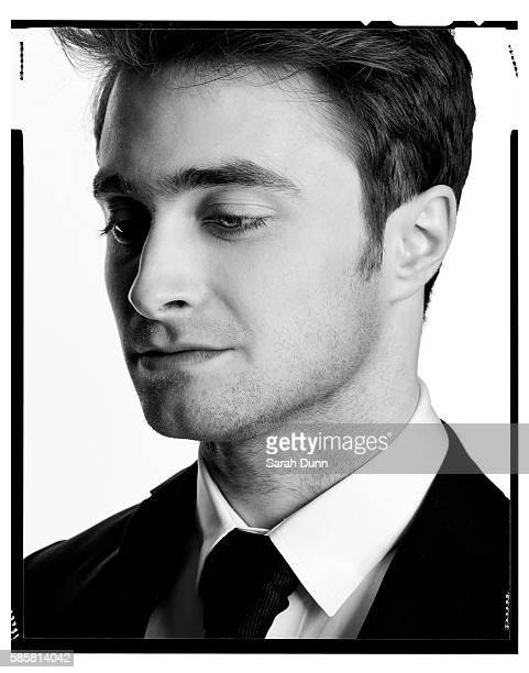 Actor Daniel Radcliffe is photographed for Empire magazine on March 24 2013 in London England