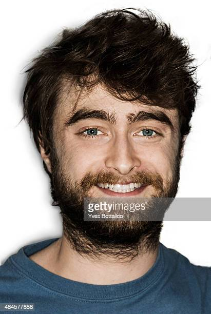 Actor Daniel Radcliffe is photographed for Self Assignment on July 10 2015 in San Diego United States