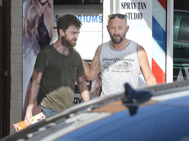 Daniel radcliffe sighting in surfers paradise photos and for Acapulco golden tans salon