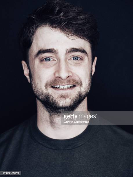 Actor Daniel Radcliffe poses for a portrait during the 2019 Toronto International Film Festival at Intercontinental Hotel on September 09, 2019 in...