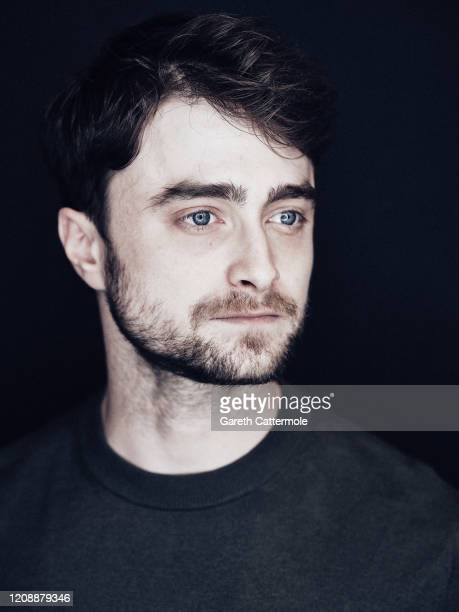 Actor Daniel Radcliffe poses for a portrait during the 2019 Toronto International Film Festival at Intercontinental Hotel on September 09 2019 in...