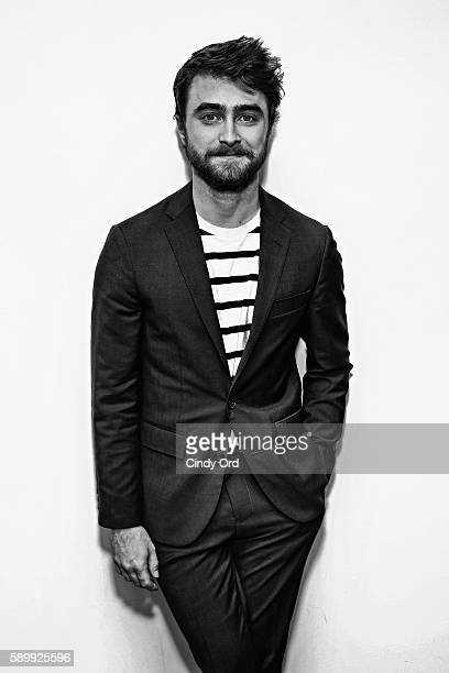 Actor Daniel Radcliffe visits the SiriusXM Studios on August 15 2016 in New York City