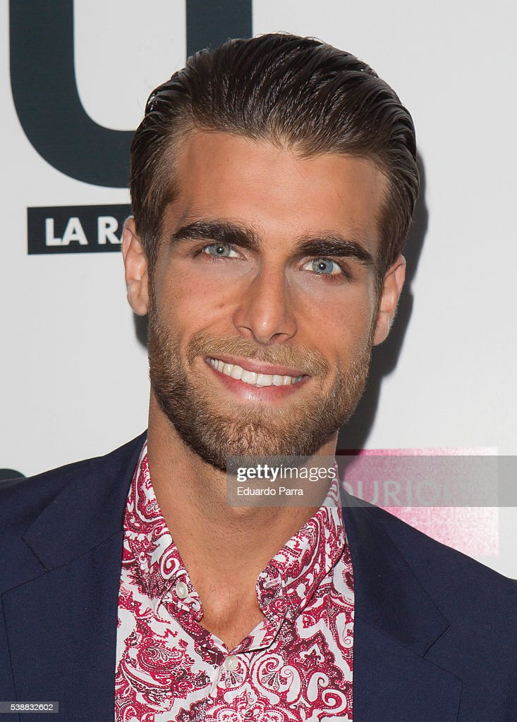 Actor Daniel Rodriguez attends the 'Lifestyle awards' photocall at Barcelo theatre on June 8, 2016 in Madrid, Spain.