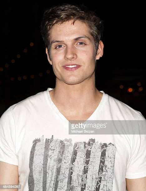 Actor Daniel Sharman attends Soho Desert House with Bacardi and Spotify Day 2 on April 12 2014 in La Quinta California
