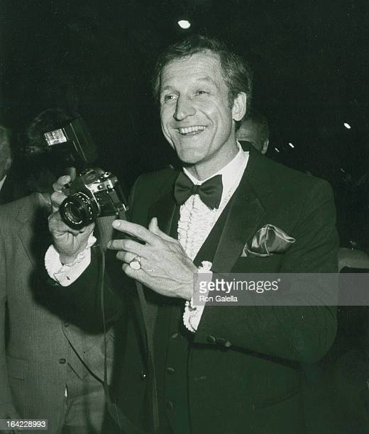 Actor Daniel Travanti attends Eighth Annual People's Choice Awards on March 18 1982 at the Santa Monica Civic Auditorium in Santa Monica California