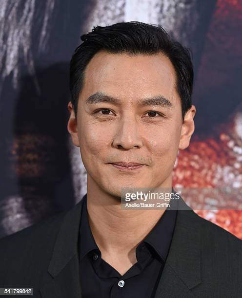 Actor Daniel Wu arrives at the premiere of Universal Pictures' 'Warcraft' at TCL Chinese Theatre IMAX on June 6 2016 in Hollywood California