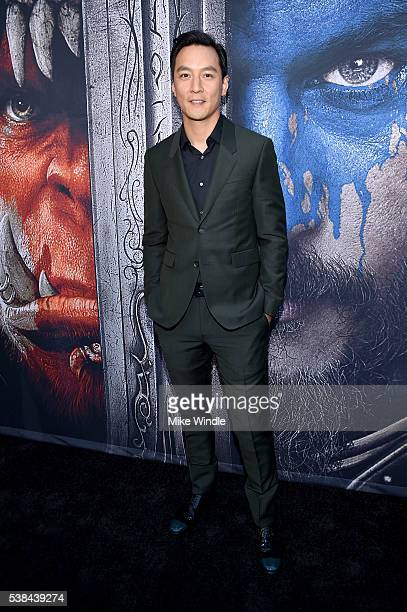 Actor Daniel Wu attends the premiere of Universal Pictures' Warcraft at TCL Chinese Theatre IMAX on June 6 2016 in Hollywood California