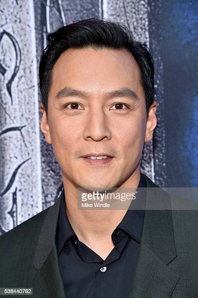 Actor Daniel Wu attends the premiere of Universal Pictures' 'Warcraft at TCL Chinese Theatre IMAX on June 6 2016 in Hollywood California