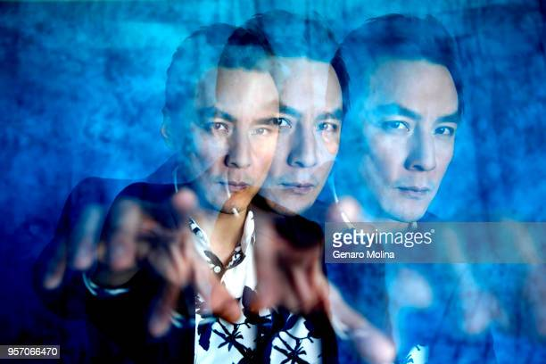 Actor Daniel Wu is photographed for Los Angeles Times on February 24 2018 in Beverly Hills California PUBLISHED IMAGE CREDIT MUST READ Genaro...