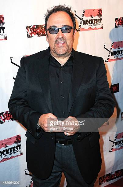 Actor Daniel Zacapa attends the ShockFest Film Festival Awards held at Raleigh Studios on January 11 2014 in Los Angeles California