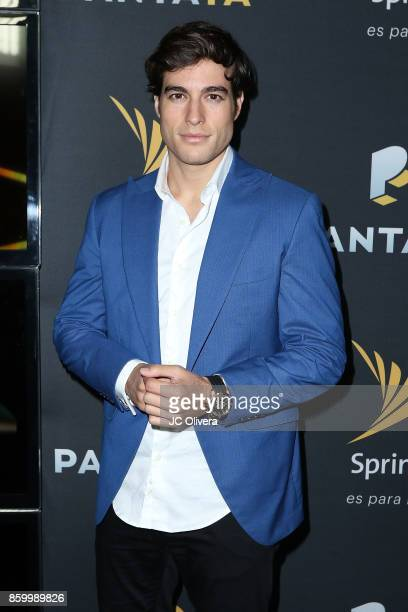 Actor Danilo Carrera attends PANTAYA Launch Party at Boulevard3 on October 10, 2017 in Hollywood, California.
