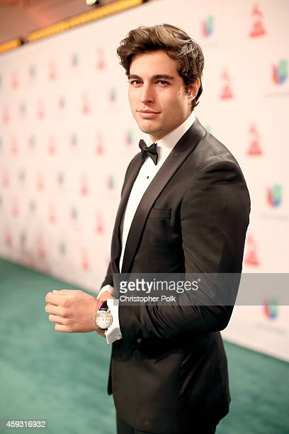 Actor Danilo Carrera attends the 15th Annual Latin GRAMMY Awards at the MGM Grand Garden Arena on November 20 2014 in Las Vegas Nevada