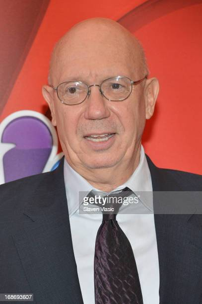 Actor Dann Florek attends 2013 NBC Upfront Presentation Red Carpet Event at Radio City Music Hall on May 13 2013 in New York City