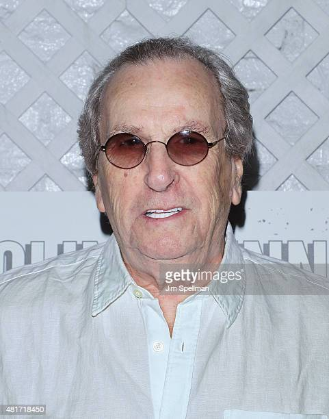 Actor Danny Aiello attends Colin Quinn The New York Story Opening Night at Duet Brasserie on July 23 2015 in New York City