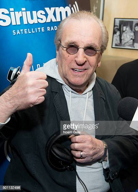 Actor Danny Aiello attends the SiriusXM Sinatra 100 celebration at Patsy's on December 12 2015 in New York City