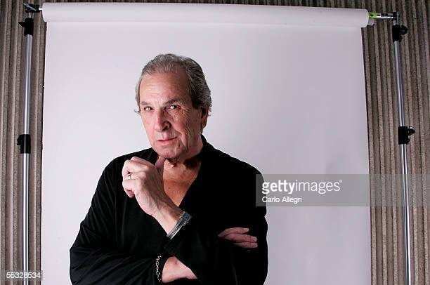 Actor Danny Aiello poses for a portrait at the Toronto International Film Festival September 9 2005 in Toronto Canada