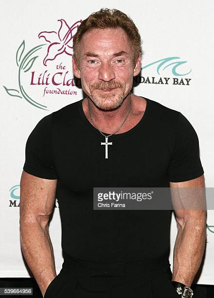 Actor Danny Bonaduce arrives at the Lili Claire Foundation's 5th Annual Benefit held at the Mandalay Bay Events Center in Las Vegas