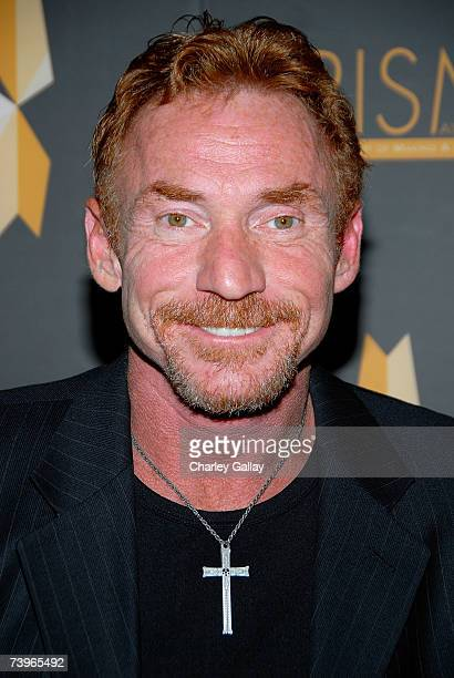 Actor Danny Bonaduce arrives to the 11th annual PRISM Awards at the Beverly Hills Hotel on April 24 2007 in Beverly Hills California