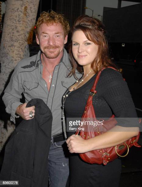 Actor Danny Bonaduce attends the Fox Reality Channel Really Awards held at Boulevard3 on October 2 2007 in Hollywood California