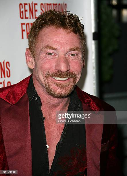 Actor Danny Bonaduce attends the Gene Simmons Roast at the Key Club on November 27 2007 in West Hollywood California