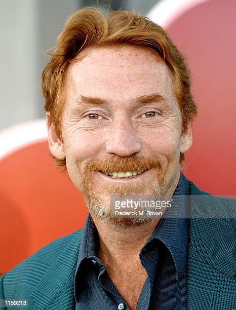 Actor Danny Bonaduce attends the NBC Press Tour Party at the Ritz Carlton Hotel on July 24 2002 in Pasadena California