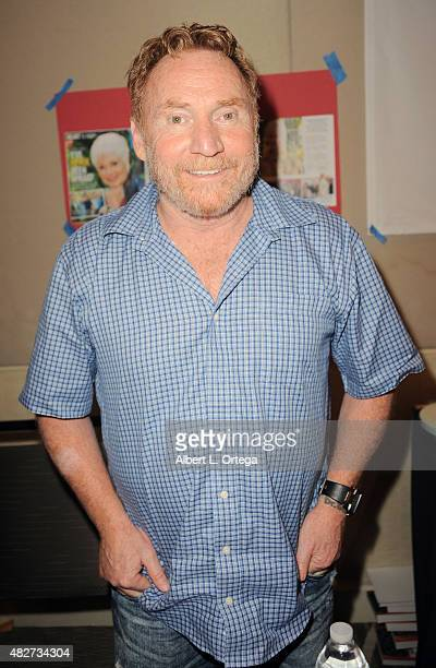 Actor Danny Bonaduce on day 1 of The Hollywood Show held at The Westin Hotel LAX on August 1 2015 in Los Angeles California